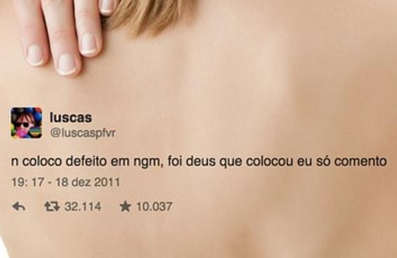 27 tuítes tão lindos que dá vontade de tatuar