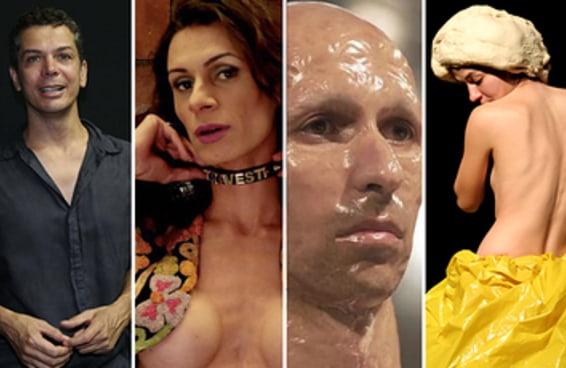 Ator e mãe envolvidos na polêmica da nudez do MAM se juntam em peça no Festival de Curitiba