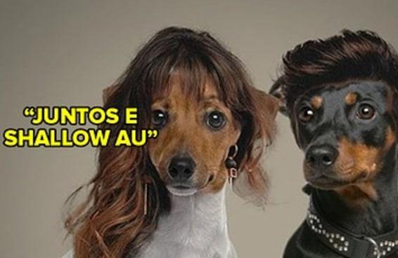 """Faz uma semana que o Brasil está obcecado por """"Juntos e Shallow Now"""""""