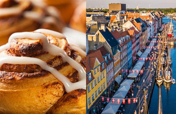 A que lugar da Europa você pertence com base nas suas comidas favoritas?