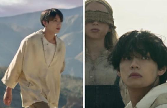 """17 coisas que você pode ter perdido no clipe oficial do BTS """"On"""""""