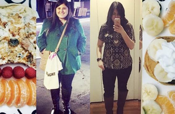 17 coisas que realmente me ajudaram a perder quase 40 quilos em 8 meses
