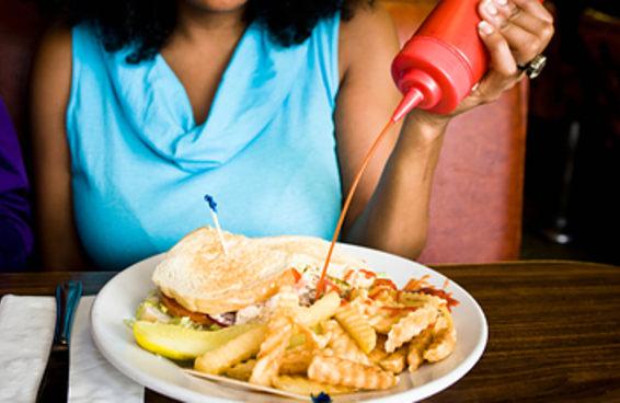 Até que ponto seus costumes com ketchup são normais?