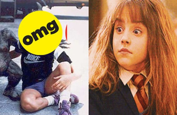 Acabei de descobrir que já existia um Harry Potter nos anos 80 e fiquei meio confuso