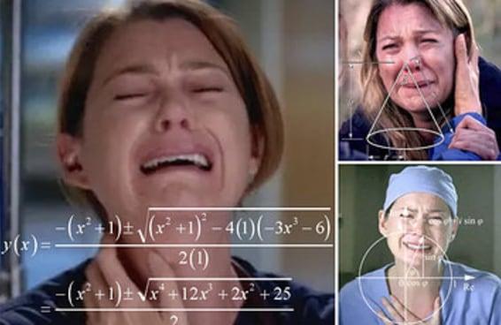 """Acabei de notar que todos os capítulos de """"Grey's Anatomy"""" são nomes de músicas"""