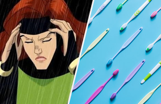 Adivinharemos a cor da sua escova de dentes com apenas 5 perguntas aleatórias