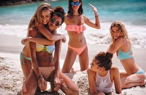 A Victoria's Secret vai parar de produzir de roupas de banho