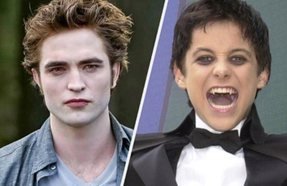 """Qual mistura de personagens de """"Crepúsculo"""" com personagens de """"O Beijo do Vampiro"""" você é?"""