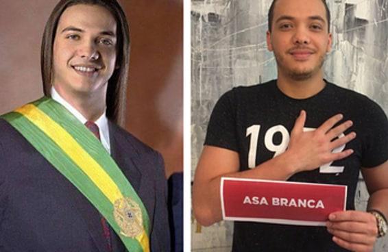Fizemos um quiz com Safadão sobre como seria o Brasil se ele fosse presidente