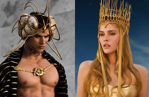 Todo mundo tem um deus ou deusa grega que combina com a sua personalidade — aqui está a sua