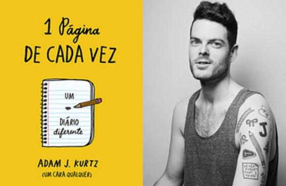 """""""Ninguém ama nada como os brasileiros"""", diz autor de livro interativo hit no Brasil"""