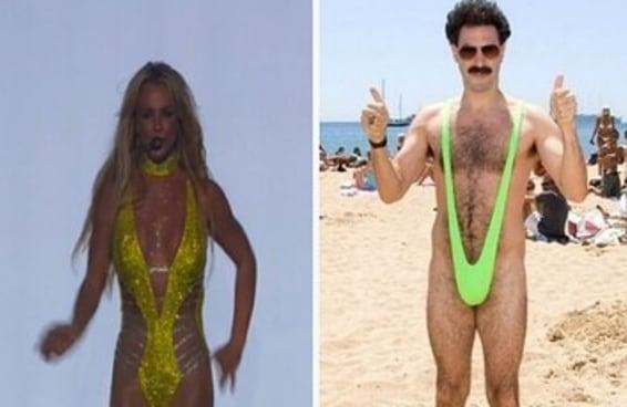 Tudo o que os looks das celebridades no VMA deste ano nos lembraram