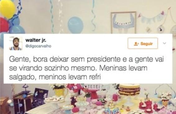 As pessoas estão confusas sobre quem vai ocupar o cargo de presidente do Brasil