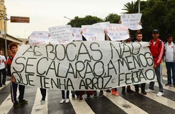 Manobra tucana cria CPI da Merenda, mas sob controle de Alckmin