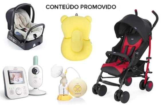 Ofertas de produtos super práticos para bebês no Black Friday da Amazon