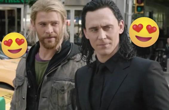 Responda a essas questões e a gente te diz se você pegaria o Thor ou o Loki