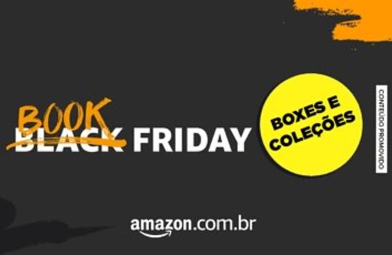 Book Friday: 14 boxes e coleções de livros com descontos imperdíveis