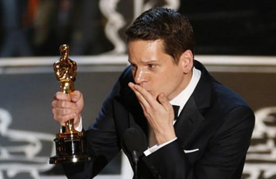 O que há por trás do mais comentado discurso de agradecimento do Oscar 2015