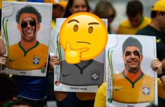 """Quem marcar pelo menos 40 neste teste pode gritar """"AQUI É BRASIL, PORRA!!!"""""""