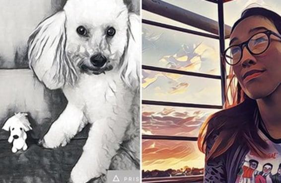 As fotos do Instagram estão virando obras de arte com este aplicativo