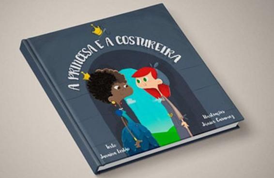 Livros brasileiros tem como protagonistas princesas lésbica e trans