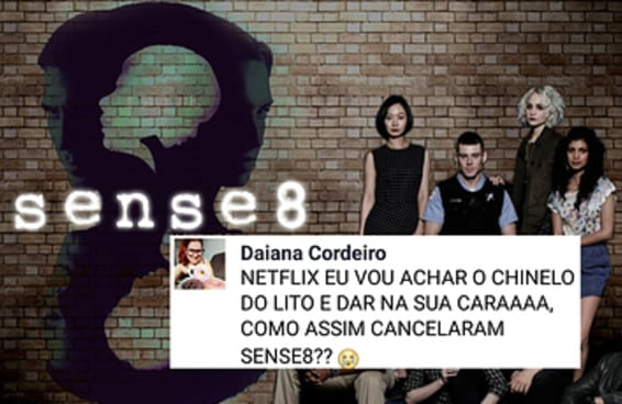 """Esta é uma quinta-feira triste para os fãs de """"Sense8"""""""
