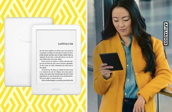 Se você ainda não tem um Kindle, o seu momento CHEGOU