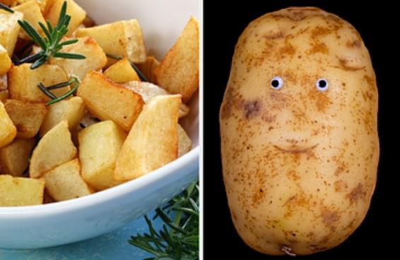 Que tipo de batata frita mais combina com você?