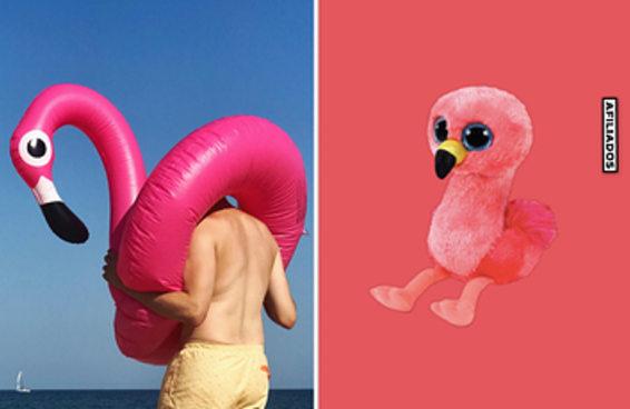 15 itens para pessoas que AMAM flamingos