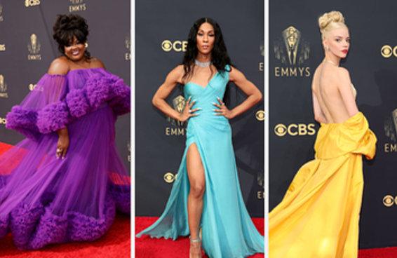 Quem vestiu melhor? Criamos uma batalha dos melhores looks do Emmy 2021!