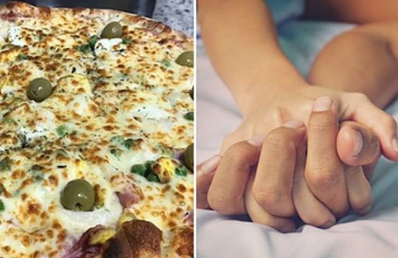 Peça uma pizza e te diremos que tipo de pessoa você é num relacionamento