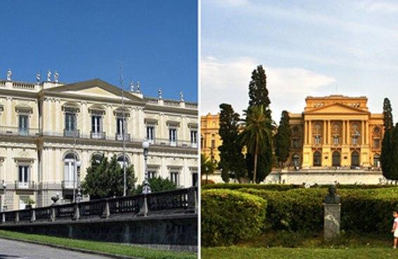 Quantos destes museus brasileiros você já teve a oportunidade de visitar?