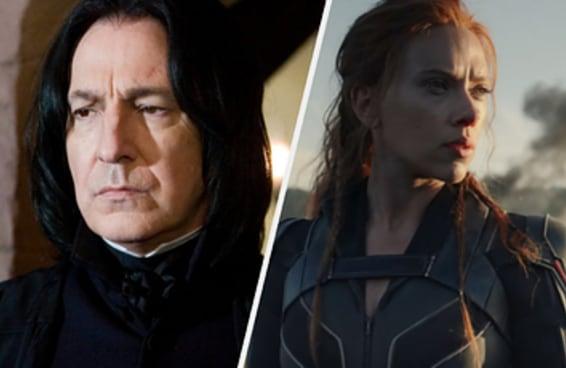 Adivinharemos o personagem da Marvel que você mais gosta só pelos seus personagens favoritos de 'Harry Potter'