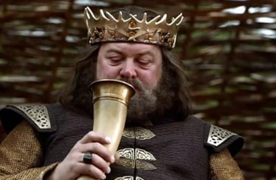 """Preparem-se, pois o vinho de """"Game Of Thrones"""" está chegando"""
