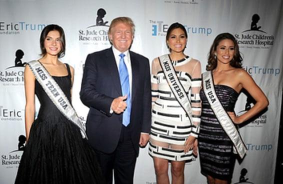 Mulheres acusam Trump de ter visto misses adolescentes se trocando em camarim