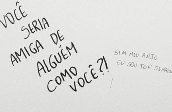 26 lições de sabedoria escritas em banheiros públicos brasileiros