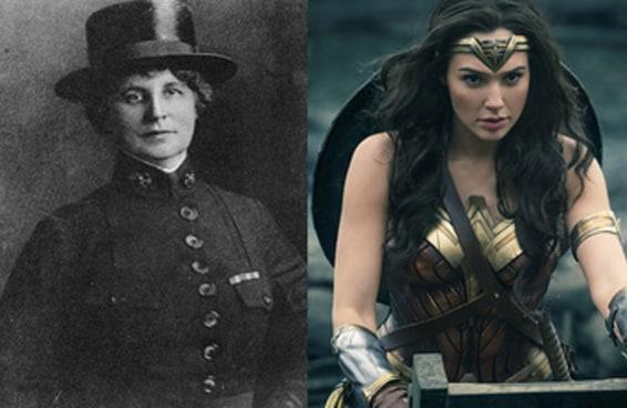 Nove heroínas da 1ª Guerra Mundial tão maravilhosas quanto a Mulher Maravilha