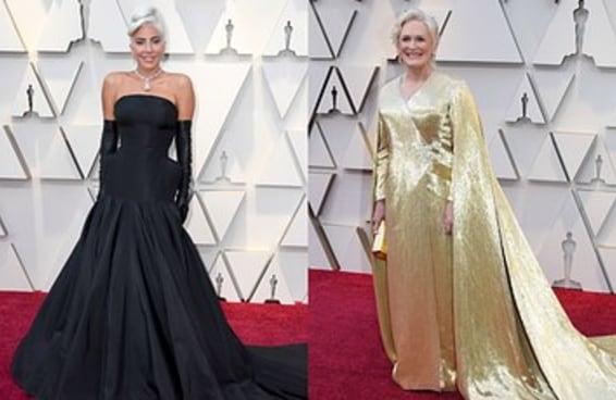 Aqui estão todos os looks do tapete vermelho do Oscar 2019