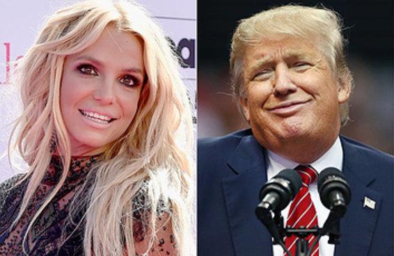Alguém imaginou a Britney como presidente dos EUA e não poderia ser melhor