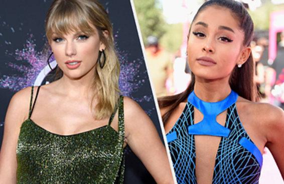 Você é mais Ariana Grande ou mais Taylor Swift?