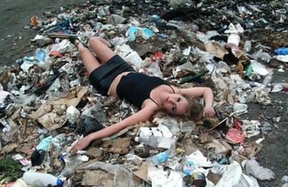15 coisas que acontecem quando você é um lixo