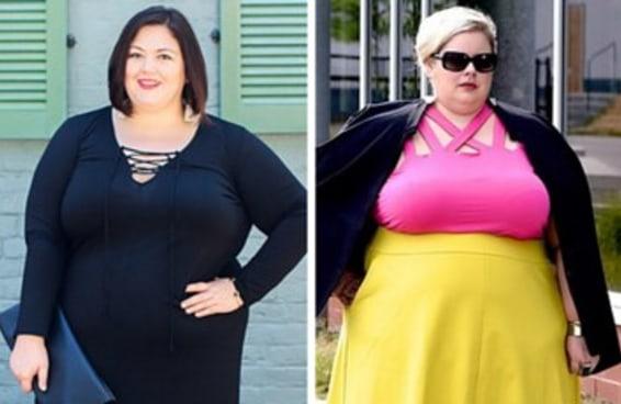 Este projeto genial mostra as mulheres plus-size que a moda ignora