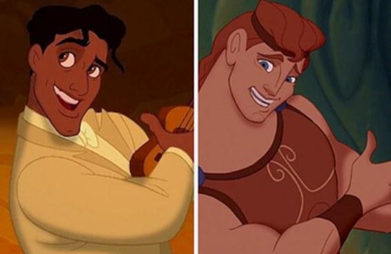 Avalie estes homens da Disney e diremos qual é a personalidade da sua alma gêmea