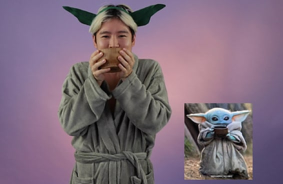 Como fazer uma fantasia de Baby Yoda para sair no Carnaval