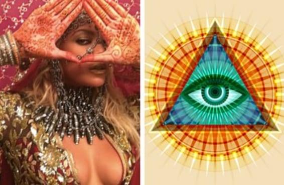 Quantos % Illuminati você é?