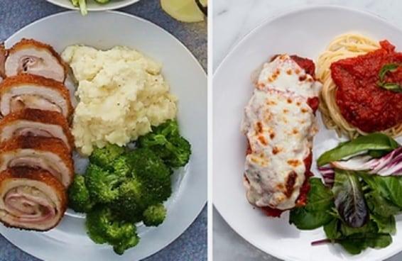 Tenha um jantar incrível com estas 6 receitas de frango recheado