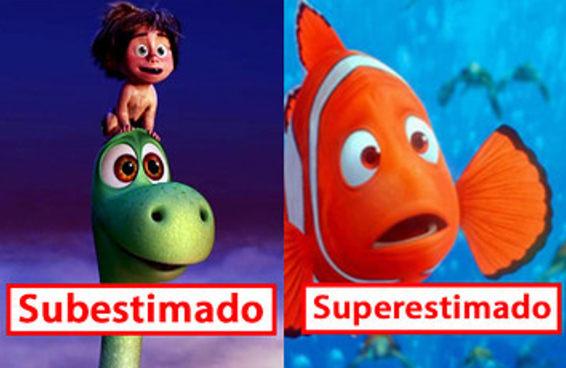 Avalie estes filmes da Pixar e revelaremos quantos filhos você vai ter