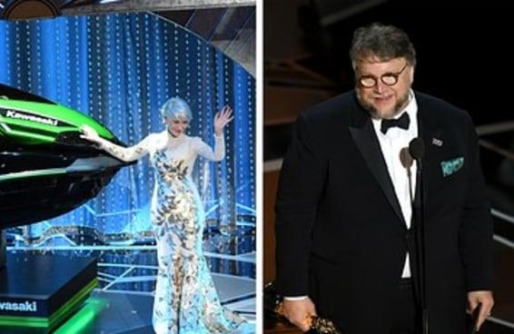 28 pensamentos que tivemos vendo o Oscar 2018