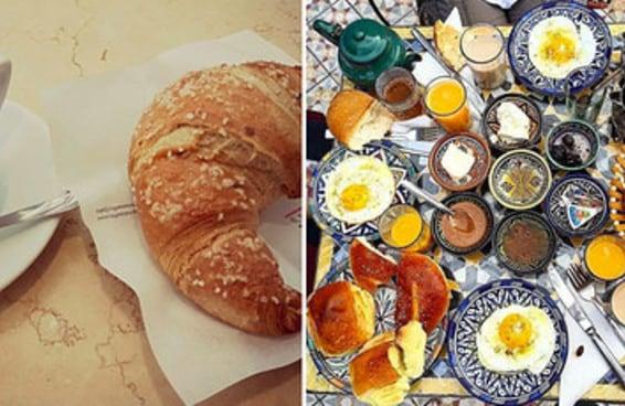Assim é o café da manhã em 28 países ao redor do mundo