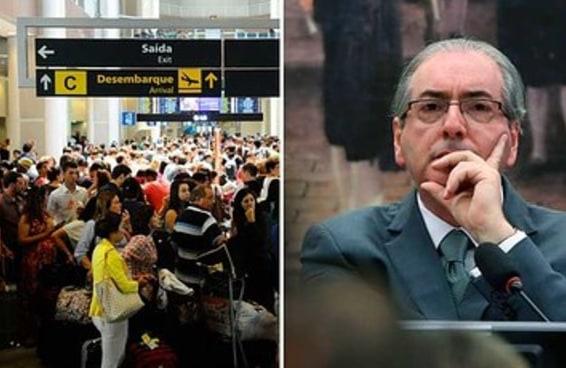 Há cerca de 700 parentes de deputados com passaportes diplomáticos